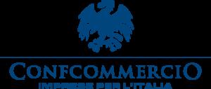 Logo Confcommercio - standard colore
