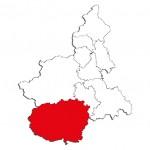 Piemonte-Province
